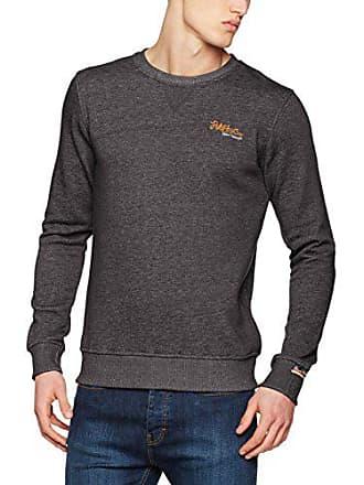 Large Noir Rerock Sweat 001 Homme Shirt New nwgw7SCq0