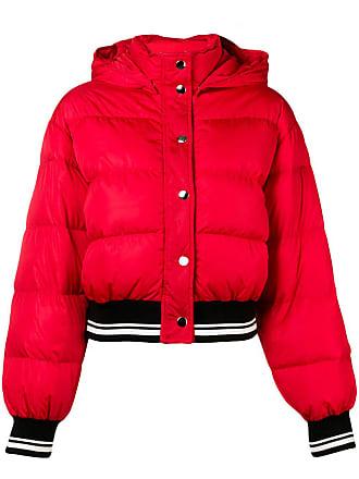 Msgm Jacket Msgm Rouge Short Short Padded Padded r8qrO0