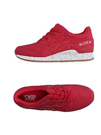 Chaussures Chaussures En Asics® Jusqu'à Asics® Rouge 1qr15x