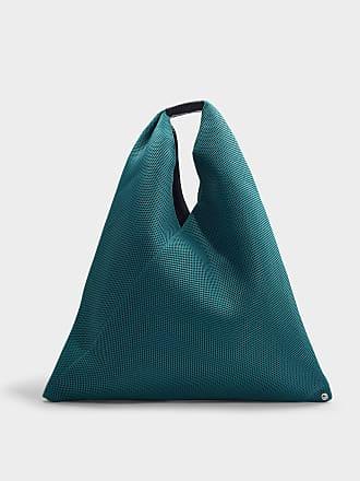 à En Japanese Main Maison Synthétique Matière Margiela Turquoise Sac vNw0ym8On