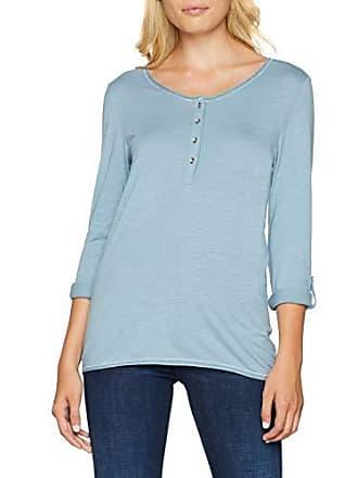 Para Larga oliver Blue Camiseta Manga 6608 Blau 808 44 14 steel S De Mujer 31 5235 H8wxzfdqq