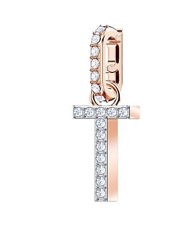 Baño Charm Swarovski Rosa De Oro Collezione Remix Blanco T qpvCRwO