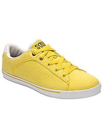 Sykum erwachsene Gelb Eu Ysk8 Low Sneakers 41 Unisex 4Crw4qFxH