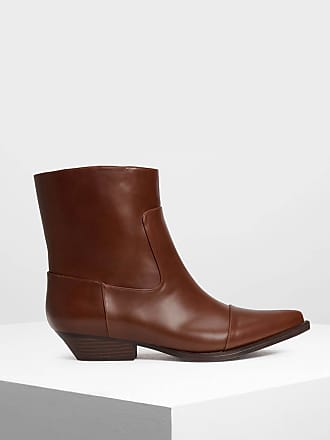 Boots amp; Calf Pointed Charles Keith pHXxw84q