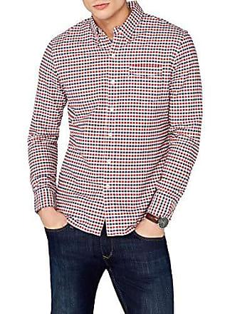 250 Casual Para Sunset Bomb Cherry Multicolor Camisa 1 Levi's Medium Pocket menthol Hombre AqUwPx1S