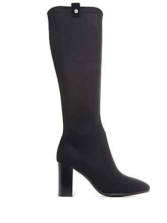 Jb Femme Bottes Violon Noir Chaussures Stretch Martin UUqnrpf7