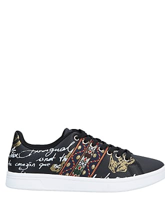 Sneakers Basses Tennis Chaussures Desigual amp; 0xw5PTHq