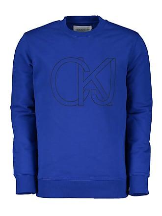 Logo Ckj Klein New Girocollo Felpa Calvin qgZB7C