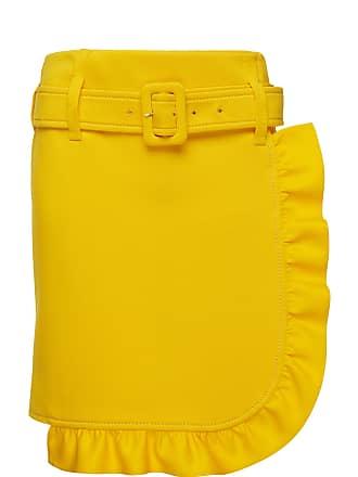 Mini Crepe Prada Skirt Mini Ruffled Crepe Prada Mini Ruffled Skirt Skirt Prada Ruffled Crepe wInxA7fq