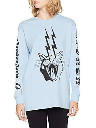 Licker Ls Larga Para House Del Of Mujer X Holland Blue Tee talla Manga Camisa small Fabricante Azul 34 Pavement 48qStqI