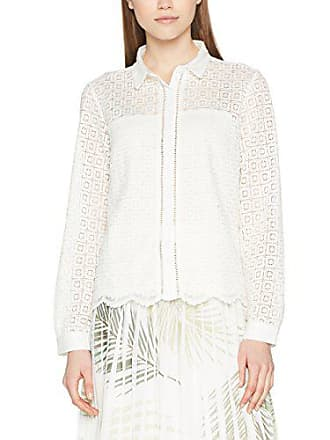 Lace Du Femme Shirt optic Plains Lily Great White Fabricant Blanc L Mix taille 42 Blouse 10 EaTxq