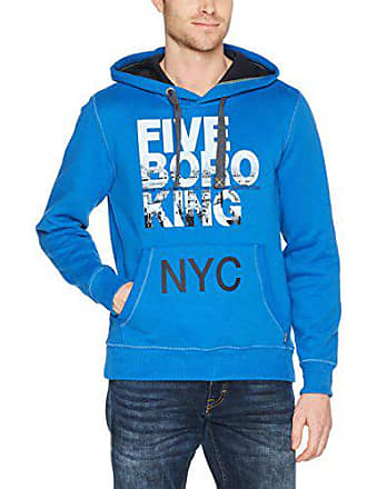 S royal Blue 802 Shirt 4461 41 Sweat Bleu 13 oliver Homme rzwxvSyrBq