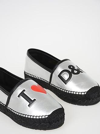 Size Love Espadrillas D Gabbana 35 Dolceamp; Leather I amp;g 8wnPkX0O