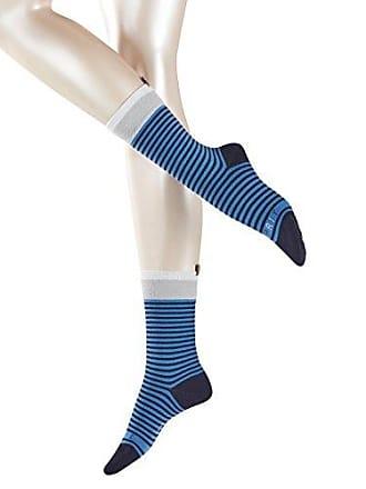 Blickdicht Damen Stripe Esprit Heritage Socken nqZx74qwp6