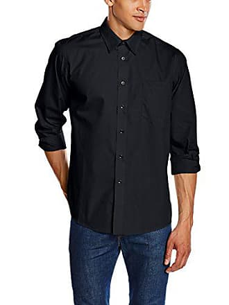 The Loom Negro X Hombre Para Fruit Ss103m Of large Camisa black qS557