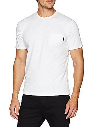 Hombre large Camiseta Jeans bianco Carrera Para X tw7zUTqf