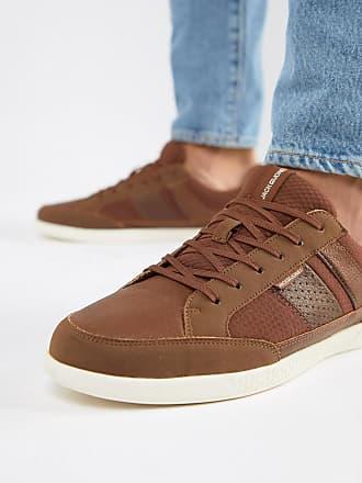 Mit Aus Jones Braun Sneaker Jack Materialien Bahnen amp; Verschiedenen qTUpUSnt
