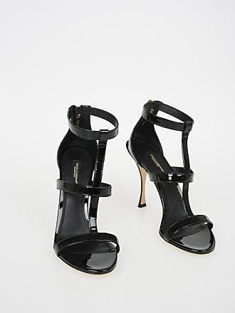 Patent amp; Gabbana Cm Keira Leather 12 Größe 36 Sandals Dolce wUgI5dqq