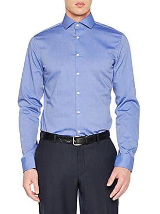 Langer Mit Uni Seidensticker Bügelfrei Businesshemd Slim Kragen Kent Extra Herren Arm HqvYIq