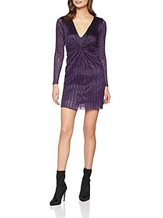 Twist6039078 Del bright Mujer Look Vestido 34 talla 50 Para 6 Morado Metallic Fabricante New Purple xw1SF4q