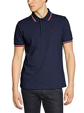 red Homme Large navy Shirt L Polo Card taille Bleu Merc Fabricant wF1qnfYCxn