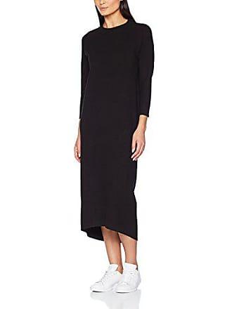 Negro Dress black Large 100 Mujer Para Vestido Benetton xvZwnq17fx