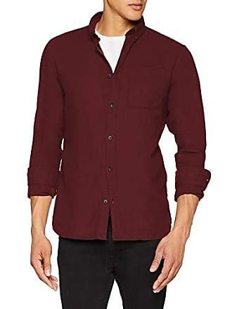 port Ls large X Jorchris Shirt Pocket Para Camisa Fit Jones slim amp; Jack Rojo solid Hombre Royale One AIqTPgUw