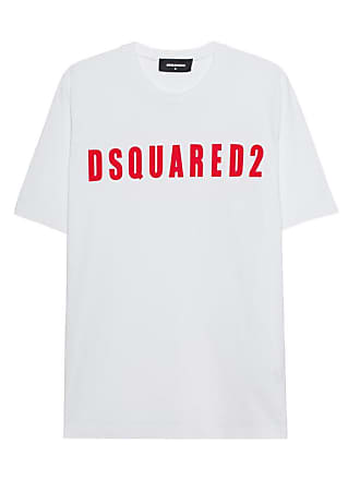 Oversized White Logo Dsq White Dsquared2 Oversized Logo Dsquared2 Dsq Dsquared2 vmn0N8w
