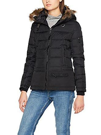 Jktlilianw Noir X Parka Nyc Black Fabricant Schott taille Small Femme OwPCqIx75