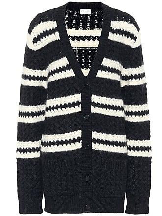Laurent Alpaca Mohair Cardigan Wool Saint And ZxgwqxA