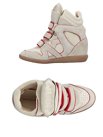 CHAUSSURES montantes Tennis Sneakers Isabel amp; Marant Aaq50nx6nw