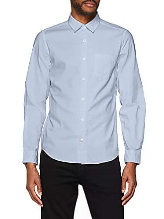 810 3176 Blau spring Xxl Hombre Para Blue Casual oliver 5316 13 Camisa 21 S B6EIxq