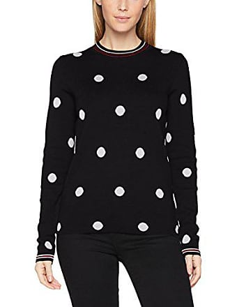 Piccolo Aop Q Designed s oliver S By nero Mujer 41709612392 99a7 Jersey Para Negro 6PO6aqw