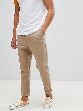 En Design Color Chinos Tapered Asos De Piedra SqPan6