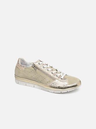 Sneaker Damen Gold 11036 Für Khrio bronze Cqn5pnO
