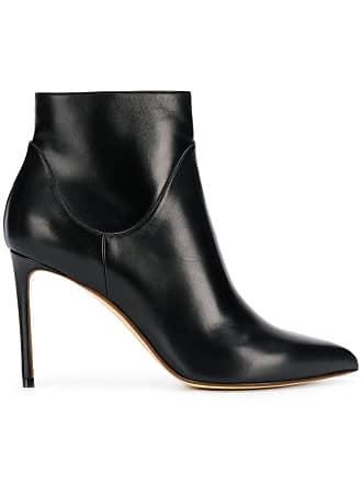 Francesco Ankle Stiletto Boots Russo Noir Cxw4CqAS
