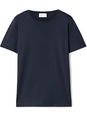 shirt Jersey Coton De T Handvaerk Marine En PimaBleu m8wNn0v