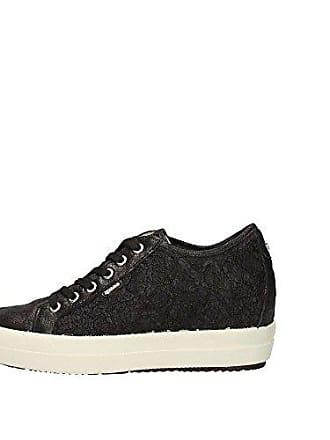 Sneakers Primavera Nero Collezione ZeppaColore Co PizzoNuova amp;co 1150100 dsy Igiamp; Estate 2018 11501neroCon Donna Igi yNwmv0On8