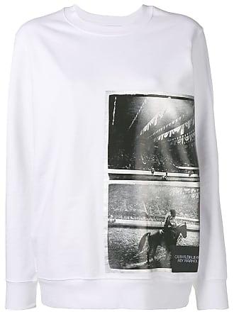 Foto Andy Kunst Sweater Wit Klein Calvin Jeans Warhol 6R74zzq