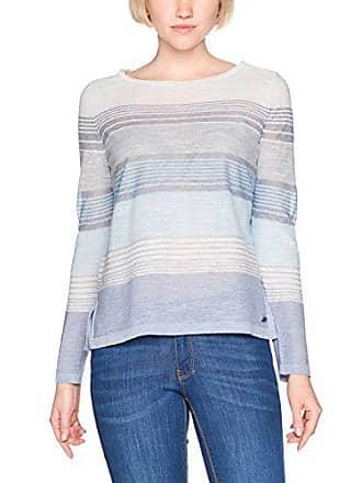 Para Azul By talla Mujer 047cc1i004 Fabricante 38 Blue Medium Suéter Edc Del dark Esprit dYZIAw