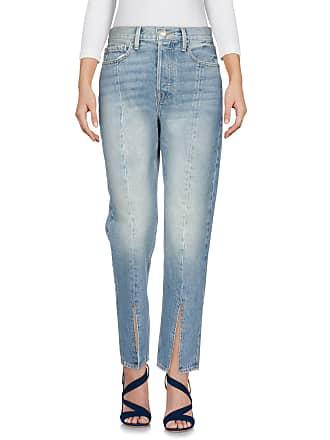 Denim Pantalons Frame Denim En Jean Frame xqpOx0wZP