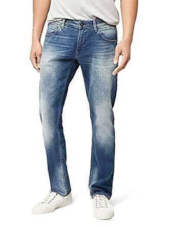 W30 Jeans Blau da colore 610 Pantaloni misura uomo Garcia L32 1456 usato pdvqWv