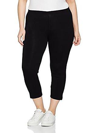 10 Noir Caprihose W47 Popken Ulla Pantalon Fabricant Femme 58 schwarz taille l34 xYUqA1w