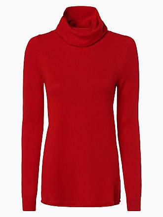 Lund Merinowolle Marie Damen Rot Pullover Aus 53ScAL4jRq