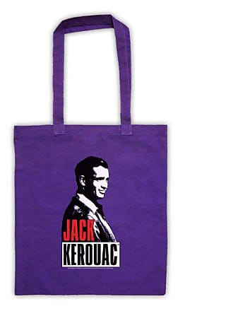 And Taschentasche Jack My Kerouac Art The 2 Violett Road Clothing Icon On EnvvrXqIx