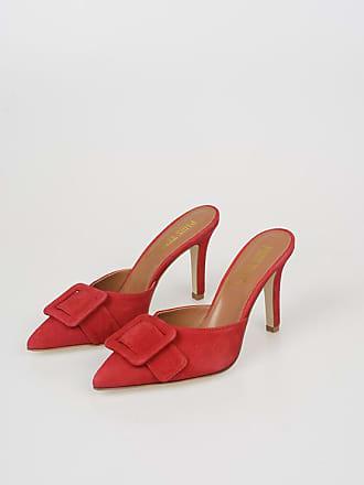 Size Leather Sandals Suede 5 Paris 36 10cm Texas gqtIfX