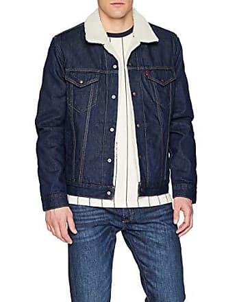 TruckerBlouson 0084Xx large Levi's HommeBleurockridge Type Trucker Sherpa 3 fyb7gY6