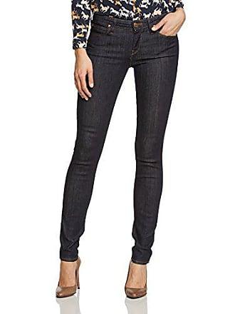 Jeans Lee Azul Wash Mujer para One Ajustados Scarlett 45 W34 Twrx561qTX