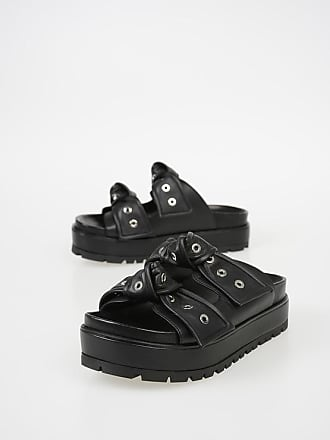 5 Leather Alexander Mcqueen 37 Sandals Size YxXpx