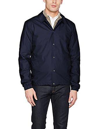 Jacket Sapphire Shhcoach Homme X Selected Blouson Bleu Large Dark gfHw4x1